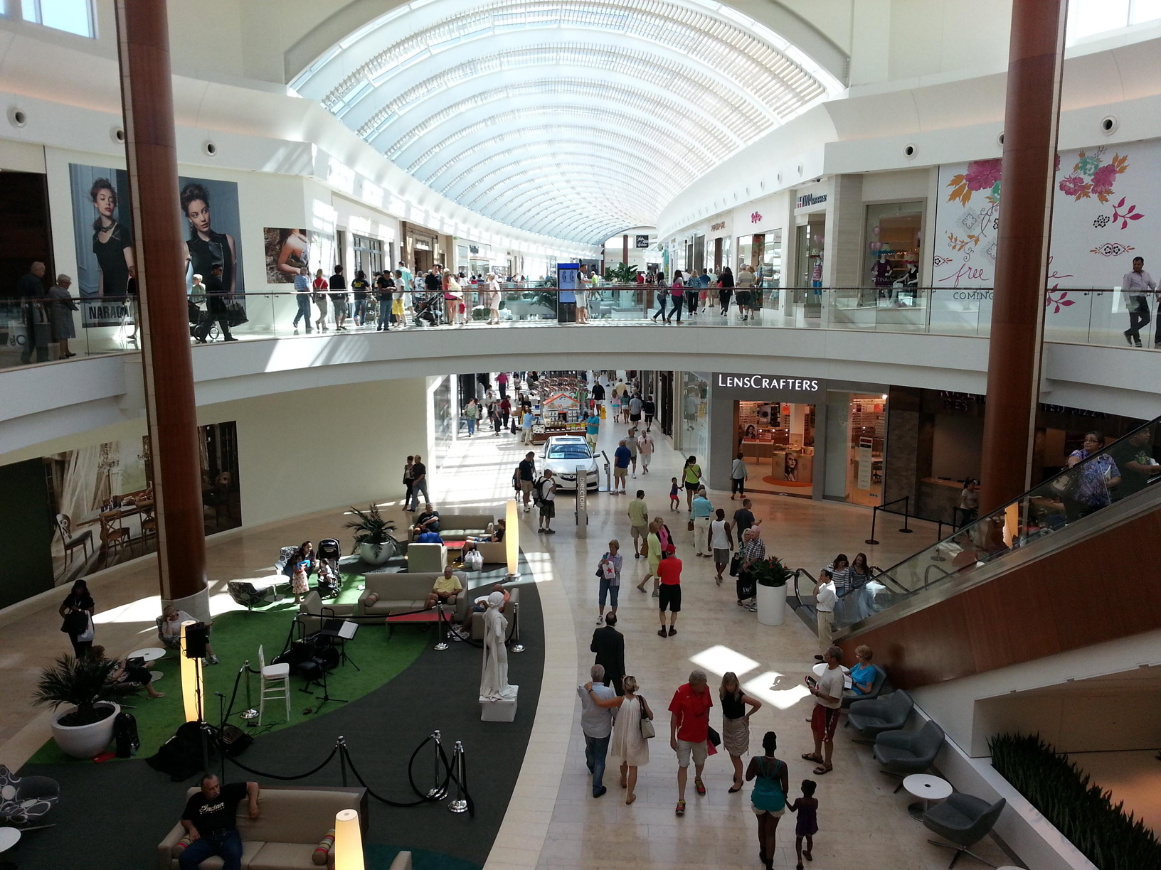 The Mall at University Town Center Opens